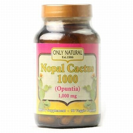 only-natural-nopal-cactus-1000-90-vcap-single-pack