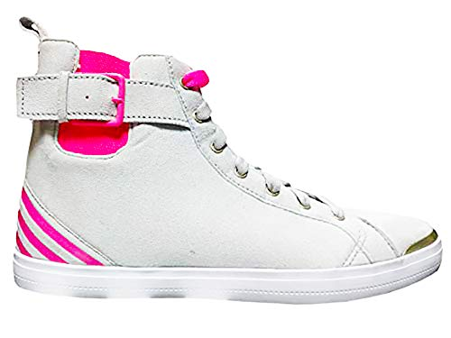 Gris Ante Mujer Zapatillas Grey Adidas De Pink Para amp; HXEvxHUwq