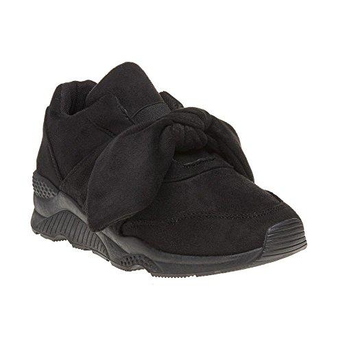 Xti 47563 Donna Sneaker Nero