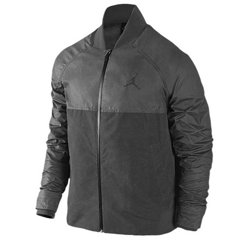 Jordan Bomber Jacket (L, Dark Grey) by NIKE
