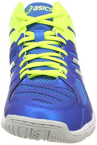directoire Multicolore Chaussures Blue Gel Asics De Homme Volleyball silver beyond 400 Mt 5 HRHqxzWw6