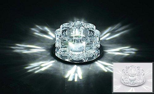 Whh cristallo da soffitto lampada led luci faretti illuminazione