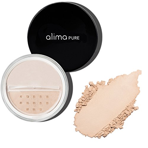 Alima Pure Satin Matte Foundation - Cool 3