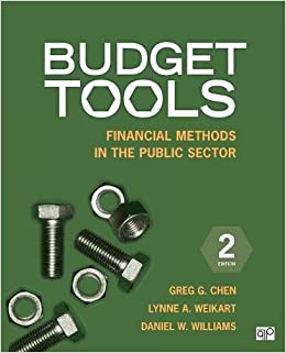 amazon budget tools chen second edition economic policy