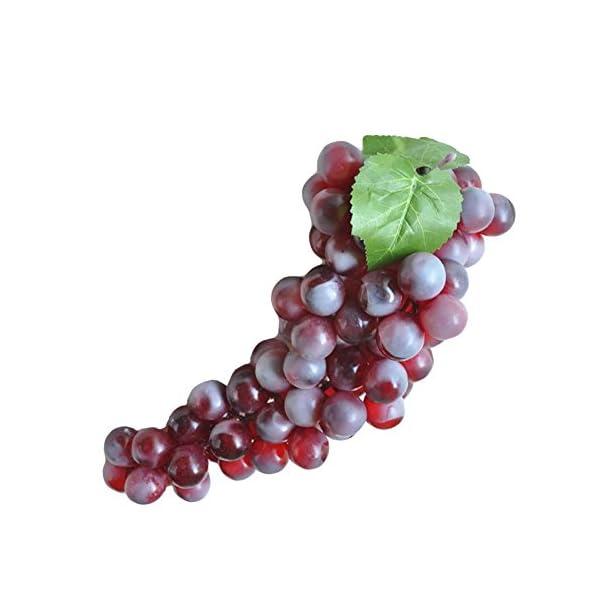 Artificial-Grapes-Simulation-Fake-Grapes-Home-Decoration-Winery-Decoration-28cm-Life-Like-Bunch-Simulation-Fruit-Puper-Grapes-1Pcs