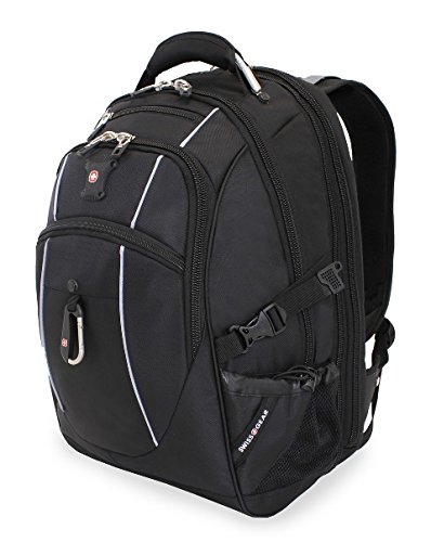 Swiss Gear ScanSmart TSA Laptop Backpack - Black