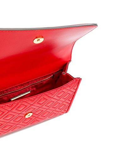 Tory Burch Borsa A Spalla Donna 43834602 Pelle Rosso
