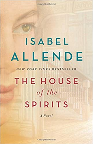 Image result for The House of the Spirits by Isabel Allende