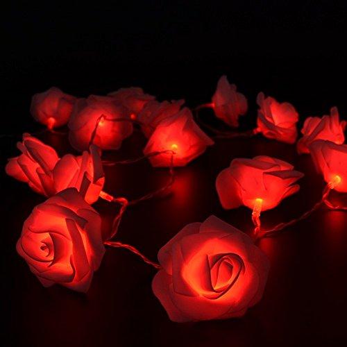 Led Rose String Lights - 5