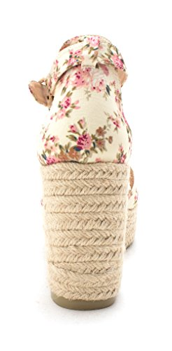 Tan Matisse pour Multi Frauen Pink US Sandales Femme Vanilla q87TqFx