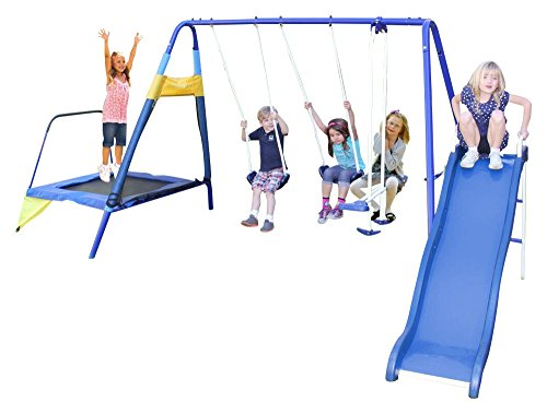 Sportspower Super First Metal Swing Set