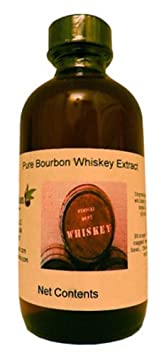 Review OliveNation Bourbon Whiskey Extract 8 oz.