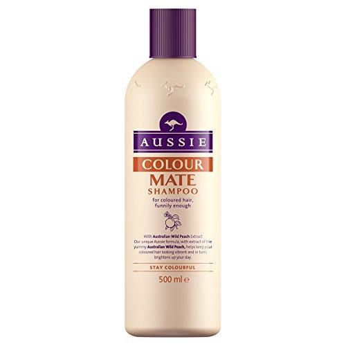 Aussie Colour Mate Shampoo (500ml) (Body Mandarin Still Lotion)