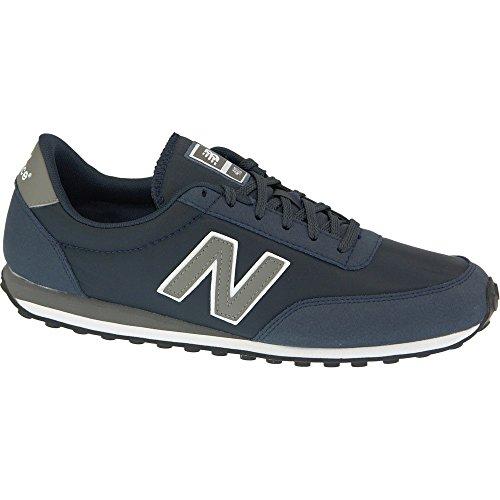 Nuovo Equilibrio U410 D, Unisex-adulti High-top Sneaker Blu