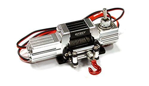 Integy RC Model Hop-ups C25623SILVER Billet Machined T8 Real