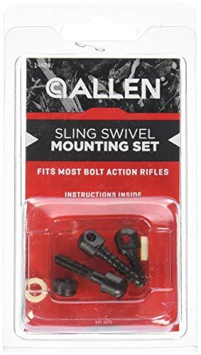 Allen Gun Sling Swivel Mounting Hardware, Bolt Action -