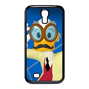 Disney An Adventure In Color Character Ludwig Von Drake Samsung Galaxy S4 9500 Cell Phone Case Black JNC48C53