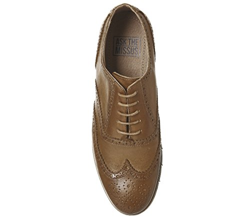 Harbour Leather The Brogues Tan Ask Missus Tp4wqRH