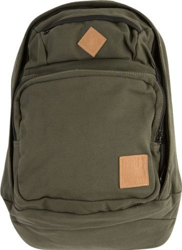 Girl Simple II Army Green Backpack