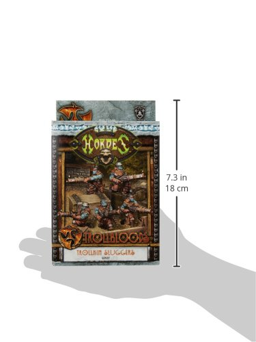 Privateer Press - Hordes - Trollblood: Trollkin Sluggers Model Kit 5