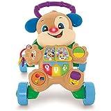 Cachorrinho que Anda Aprender e Brincar Fisher Price, Mattel, Azul
