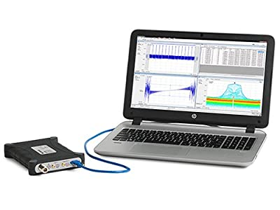 RSA306B Real-time Spectrum Analyzer, 9 kHz to 6.2 GHz, 40 MHz Acquisition Bandwidth