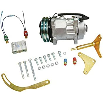 john deere amazon com: all states ag parts air conditioning compressor      on john