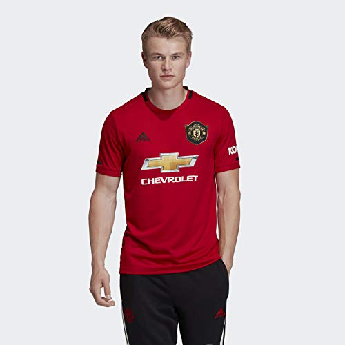 adidas Manchester United Adult Home Replica Jersey (ED7386)
