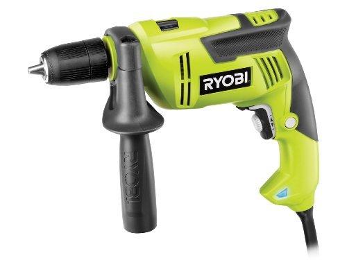 Ryobi EID500RS Single Speed Impact Drill, 500 W by Ryobi (Single Speed Impact Drill)