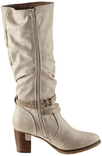 Femme ice 43ka303 Santiags Gerli By Gris Dockers 260 7YqxITw