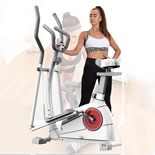 Crosstrainer Hometrainer Elliptische Trainer Compacte 2-in-1 Dual-action Elliptische Crosstrainer Voor Binnen En…