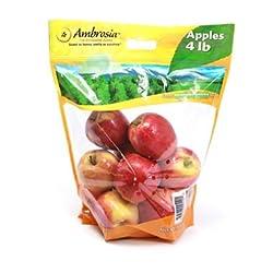 Cyber Sweetz Ambrosia Apples
