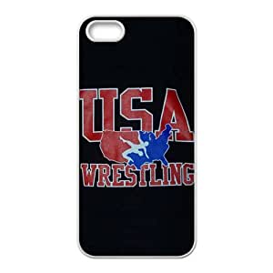 USA Wrestling Logo Cell Phone Case for Iphone 5s