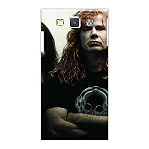 Anti-Scratch Cell-phone Hard Cover For Samsung Galaxy A3 With Allow Personal Design Nice Megadeth Band Pictures LavernaCooney
