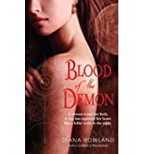 BLOOD OF THE DEMON [Blood of the Demon ] BY Rowland, Diana(Author)Mass Market Paperbound 23-Feb-2010