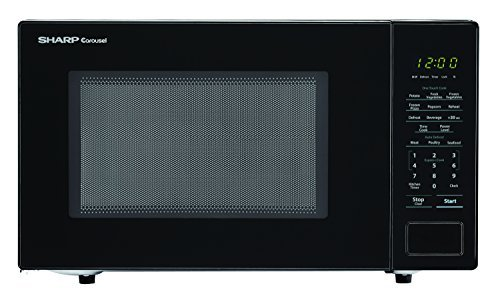 Sharp R-331ZS 1.1 cu.ft. Stainless Steel Microwave