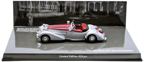 Minichamps 436014206 Horch 855 Special Roadster 1938