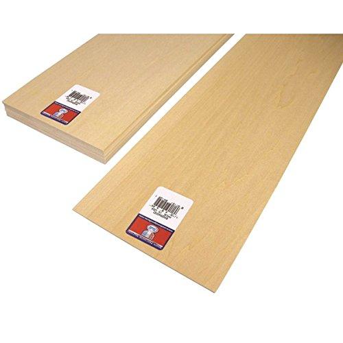 4125 basswood sheet