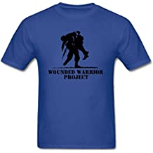 Wounded Warrior Project Men's Graphic Short sleeve T-Shirt