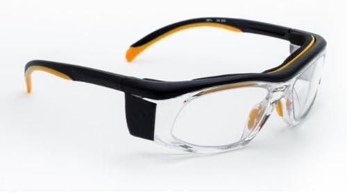 Fibra de vidrio de plomo marco radiación para teléfono móvil con gafas de protección y diseño con motivos geométricos 206