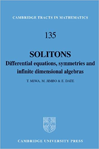 Solitons in mathematics and physics