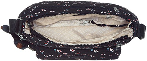 Kipling Bag Small Flower Multicolour Shoulder Women's Syro rHTnr1q0xw
