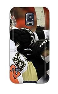 DanRobertse Snap On Hard Case Cover Philadelphia Flyers (58) Protector For Galaxy S5