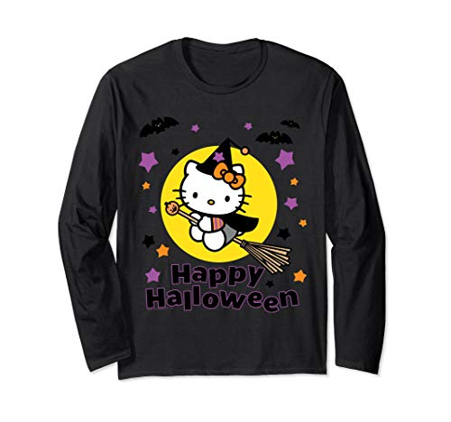 Hello Kitty Happy Halloween Long Sleeve Shirt -