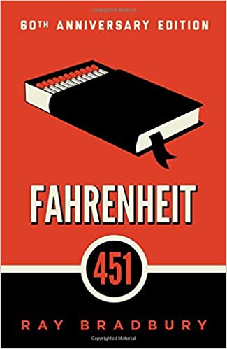 Image result for Fahrenheit 451