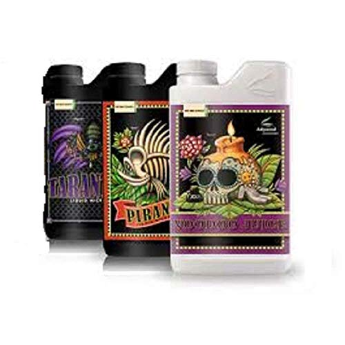 (Advanced Nutrients Root Mass Expanders Tribe Bundle (Tarantula, Piranha & Voodoo Juice) (500ml))