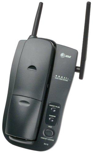 Amazon ATT 9410 900 MHz Digital Spread Spectrum Cordless