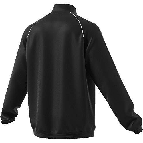 Giacca Vento Da Uomo Core18 Black A white Adidas 5wzCZBqnn