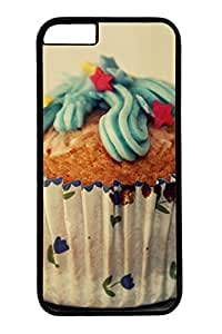 Attractive Cakes Slim Hard Cover for iPhone 6 Plus Case ( 5.5 inch ) PC Black Cases by ruishername