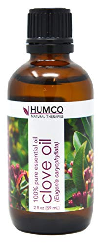 Humco Natural Therapies Clove Oil, 2 Ounce for sale  Delivered anywhere in USA